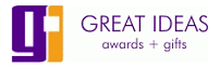 Great Ideas awards and gifts